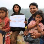 Africa-Luz - Erdbebenhilfe Nepal