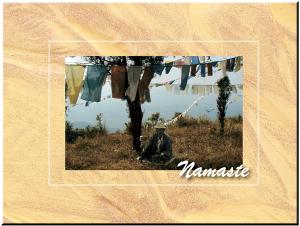 Das Buch Namaste